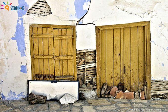 Παλαιό σπίτι στο Χωριό Σταυρινήδες