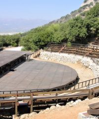Theater of Samos ancient city