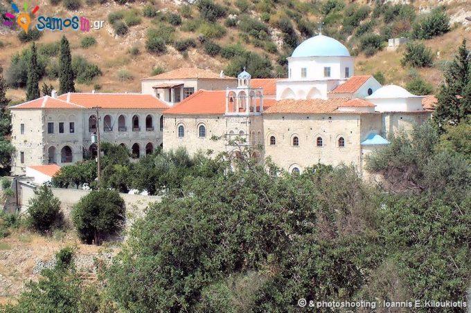 Τίμιος Σταυρός Μοναστήρι