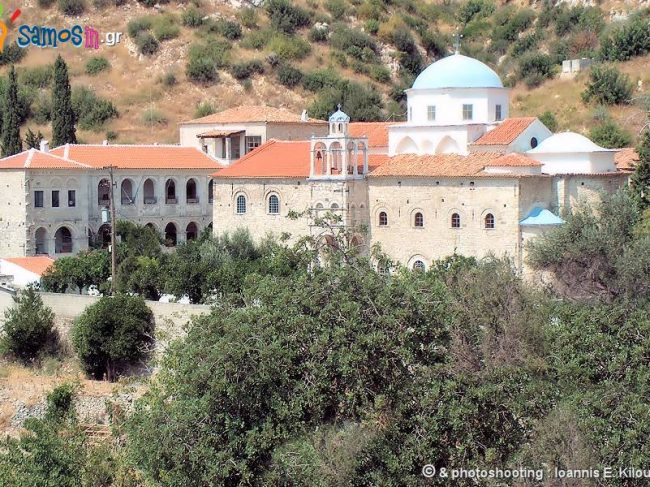 Timios Stavros Monastery