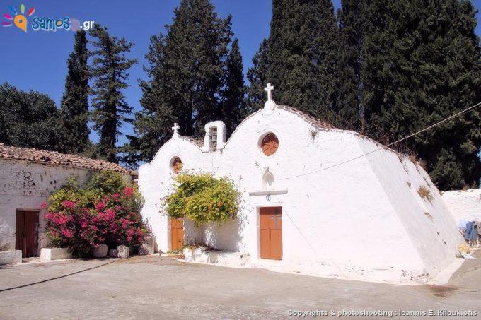 Οι δίδυμες εκκλησίες του Αγίου Ιωάννη και του Αγίου Γεωργίου