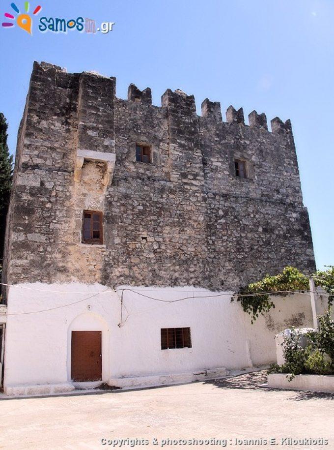 Ο Πύργος του Σαρακίνη