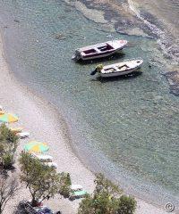 παραλία Τσόπελα