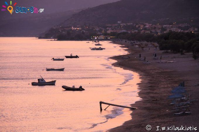 παραλία Κάμπος Μαραθοκάμπου