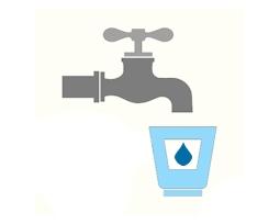 drinking water at Samos