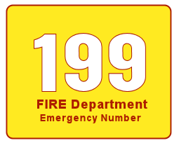 Samos fire emergency number