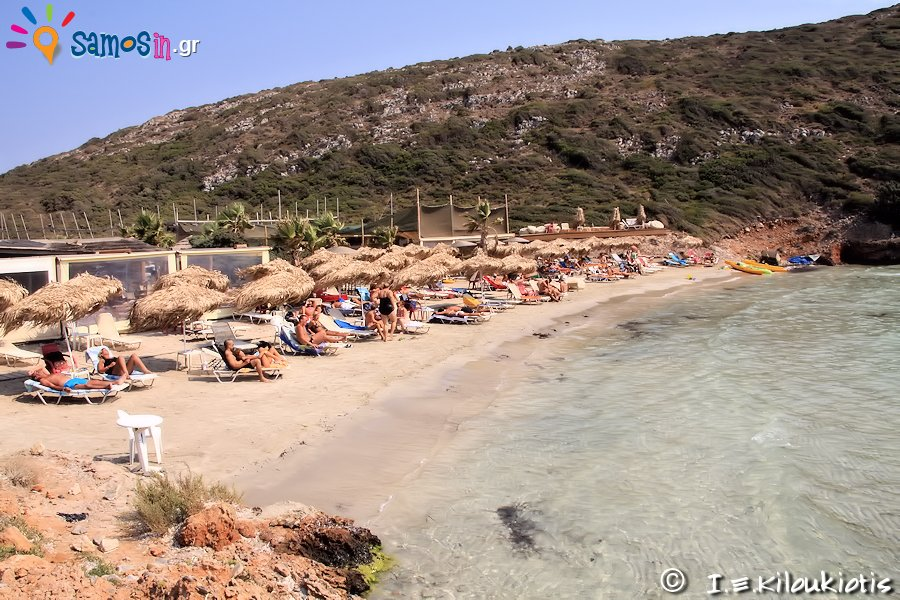 Livadaki beach, an exotic corner at the edge of Greece