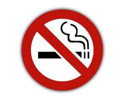 No Smoking areas in Samos