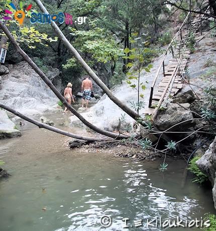 potami river at Karlovasi