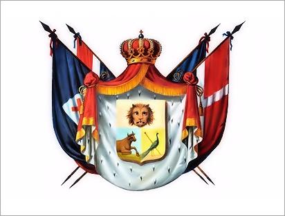 national emblem of hegemonic Samos