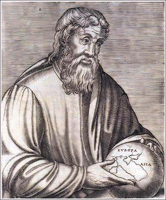 Στράβων, Έλληνας γεωγράφος, φιλόσοφος, και ιστορικός